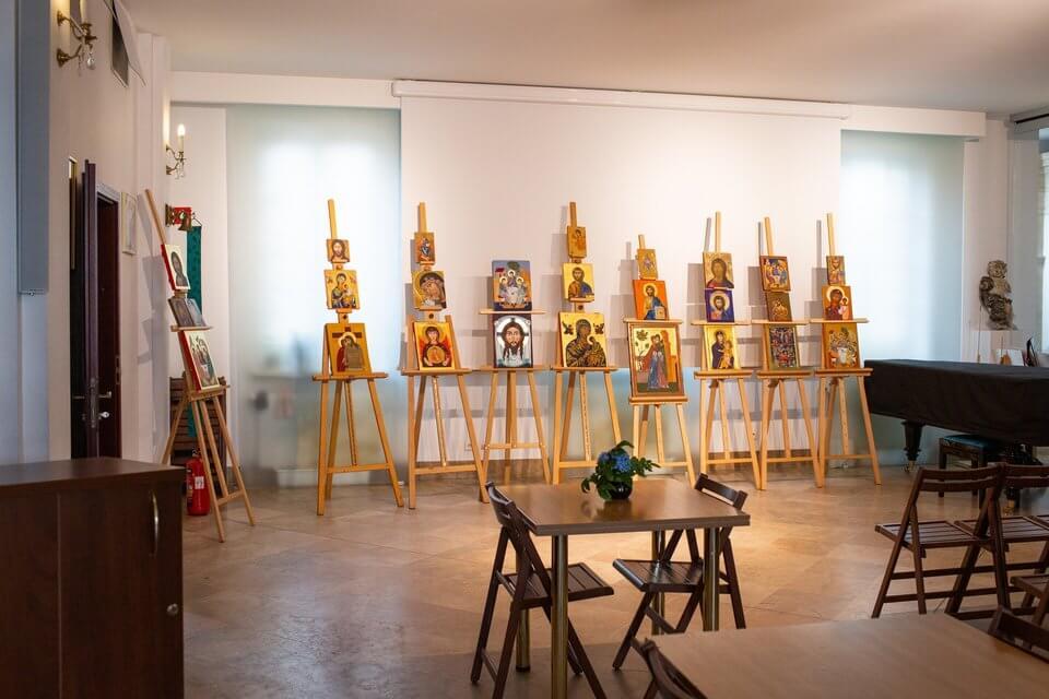 Akademia Ikony - wakacyjna wystawa ikon