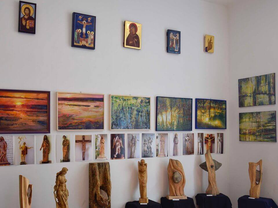 Akademia Ikony - wystawa ikon